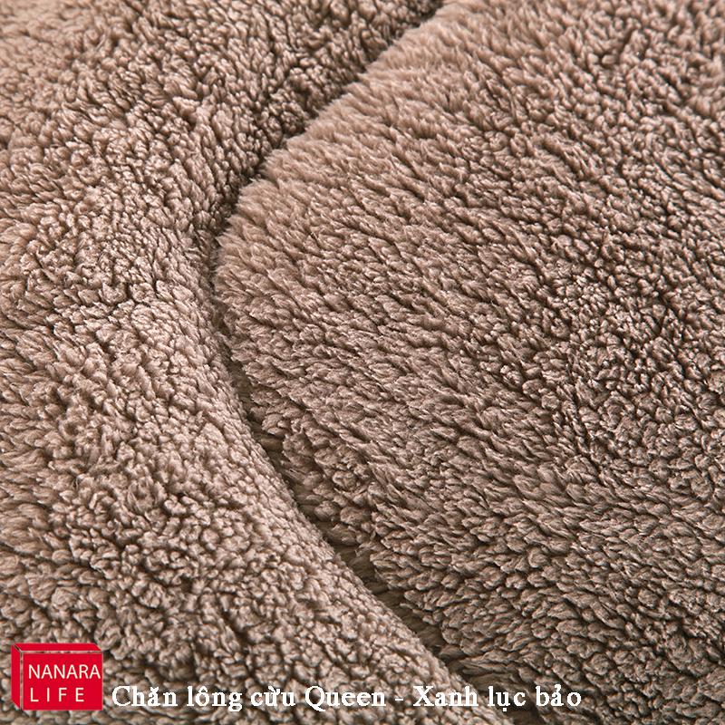 Lông cừu tổng hợp cao cấp