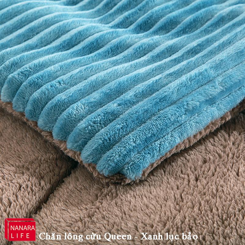 Vải lông cao cấp mềm mịn